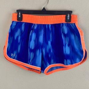 UA Women's Athletic Shorts